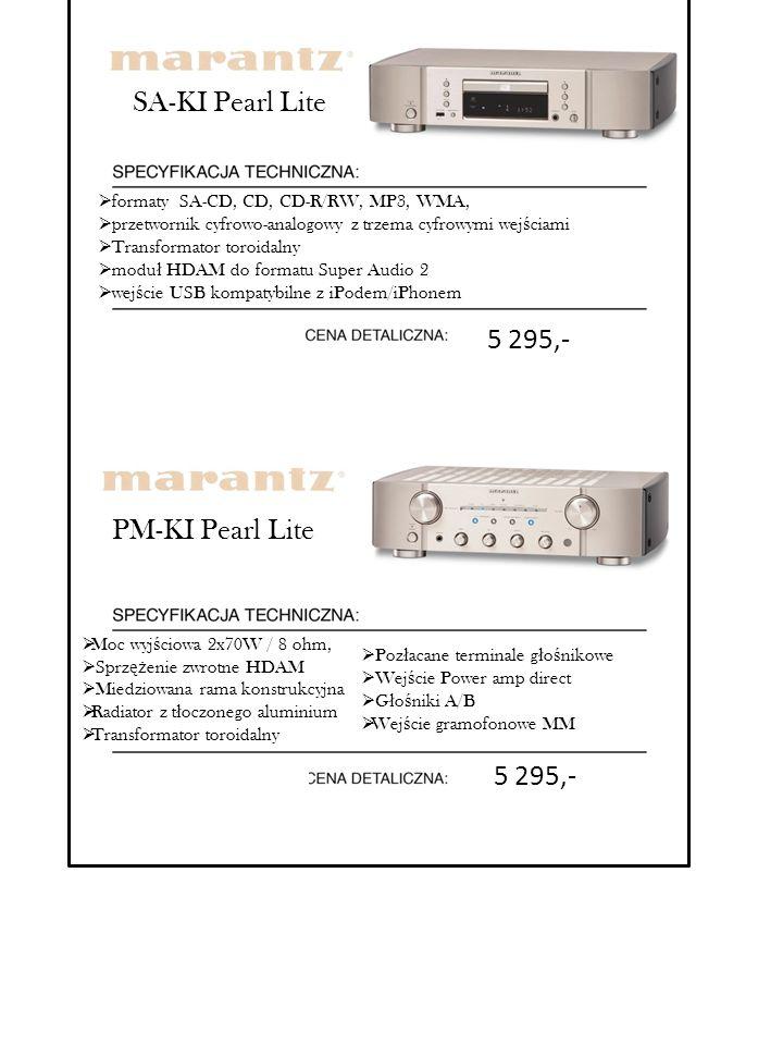 SA-KI Pearl Lite 5 295,- PM-KI Pearl Lite 5 295,-