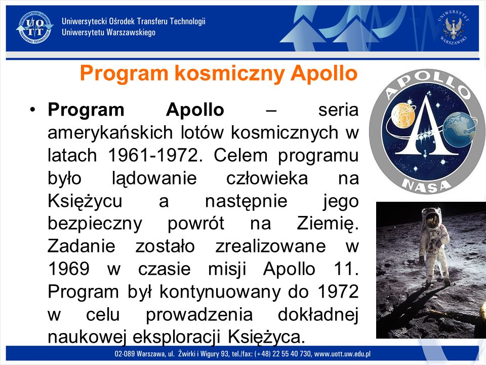 Program kosmiczny Apollo
