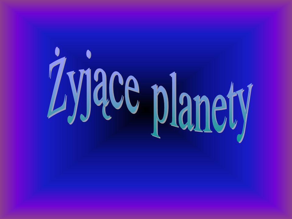 Żyjące planety