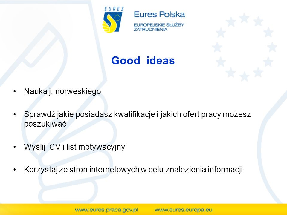 Good ideas Nauka j. norweskiego