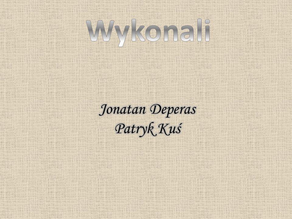 Jonatan Deperas Patryk Kuś