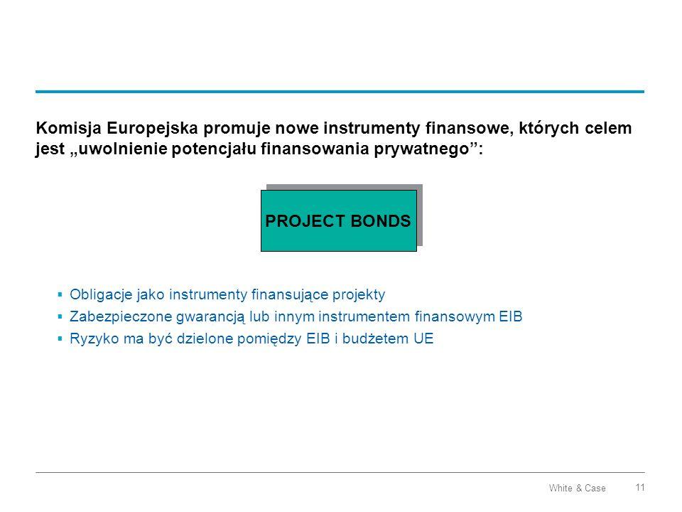"""Komisja Europejska promuje nowe instrumenty finansowe, których celem jest """"uwolnienie potencjału finansowania prywatnego :"""