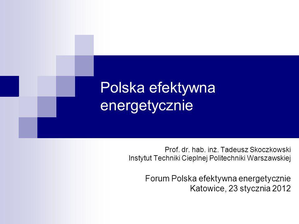 Polska efektywna energetycznie