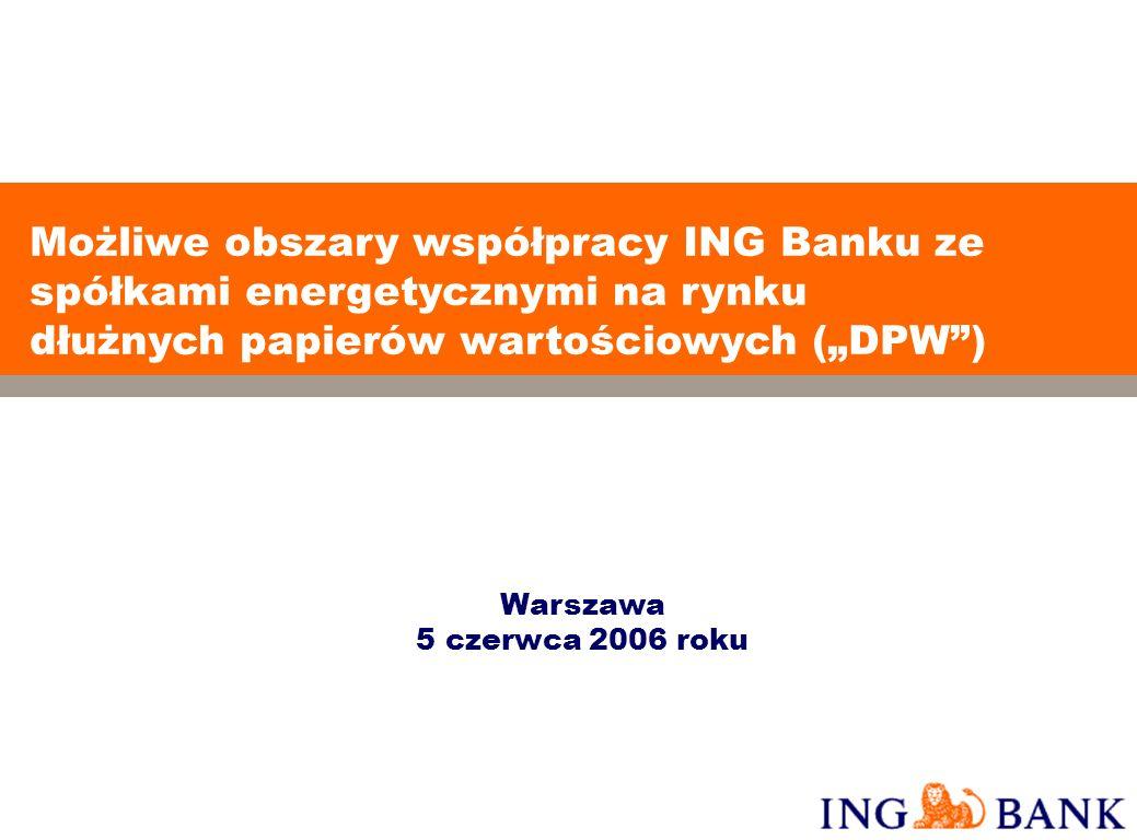 """dłużnych papierów wartościowych (""""DPW )"""