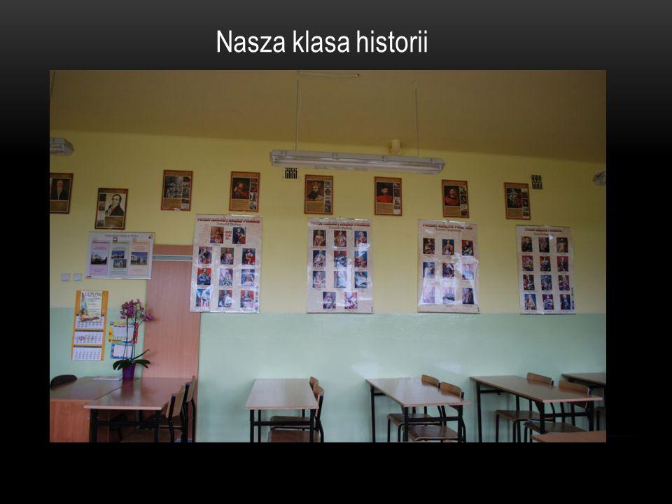Nasza klasa historii