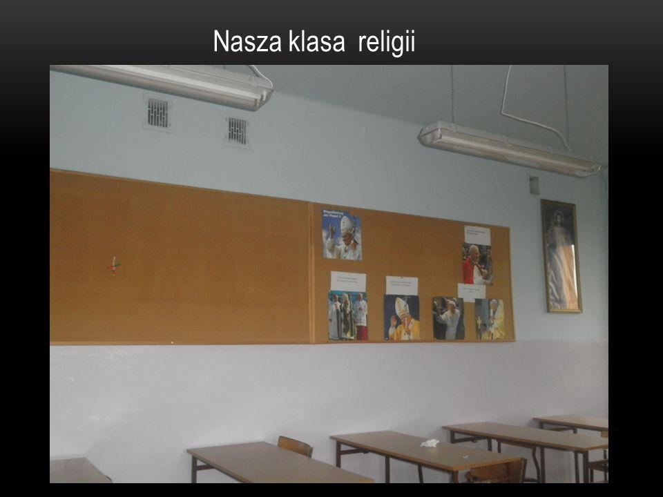 Nasza klasa religii