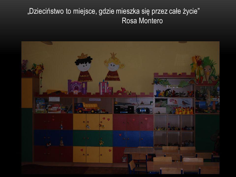 """""""Dzieciństwo to miejsce, gdzie mieszka się przez całe życie"""