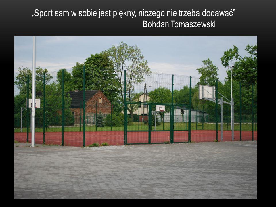 """""""Sport sam w sobie jest piękny, niczego nie trzeba dodawać"""