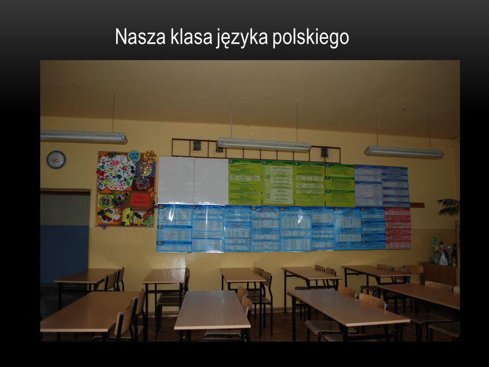 Nasza klasa języka polskiego