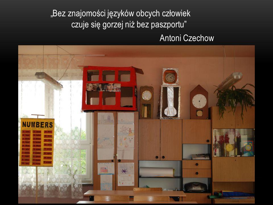 """Antoni Czechow """"Bez znajomości języków obcych człowiek"""