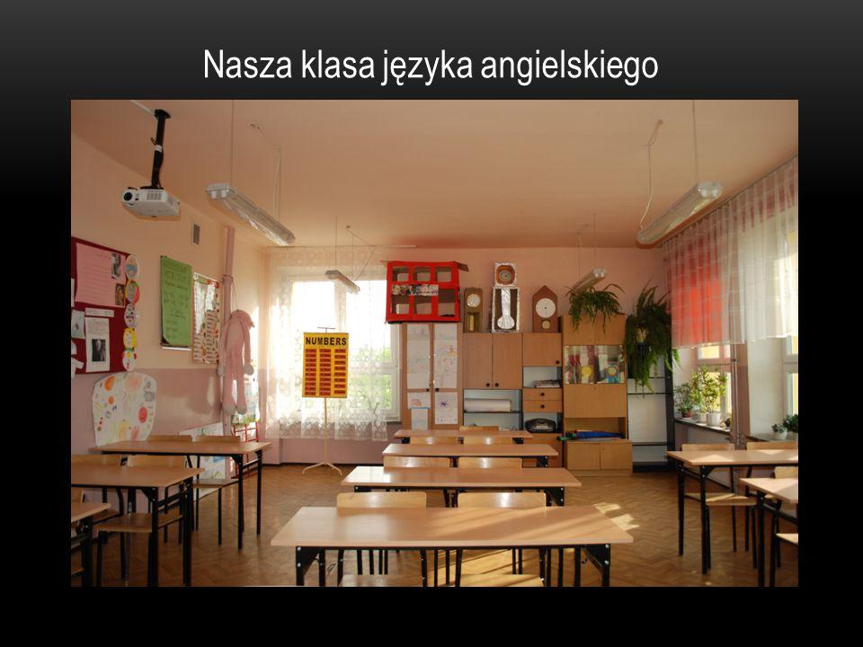 Nasza klasa języka angielskiego