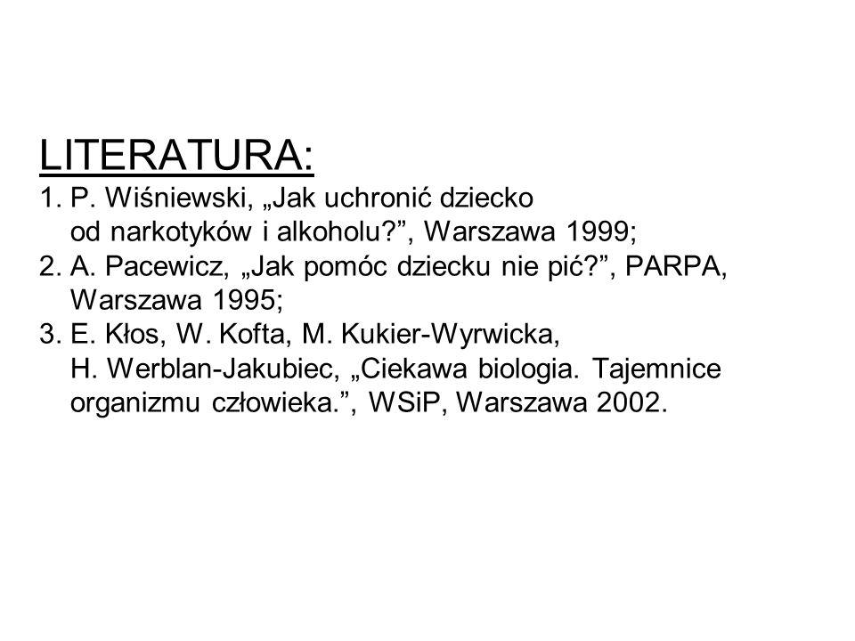 LITERATURA: 1. P.