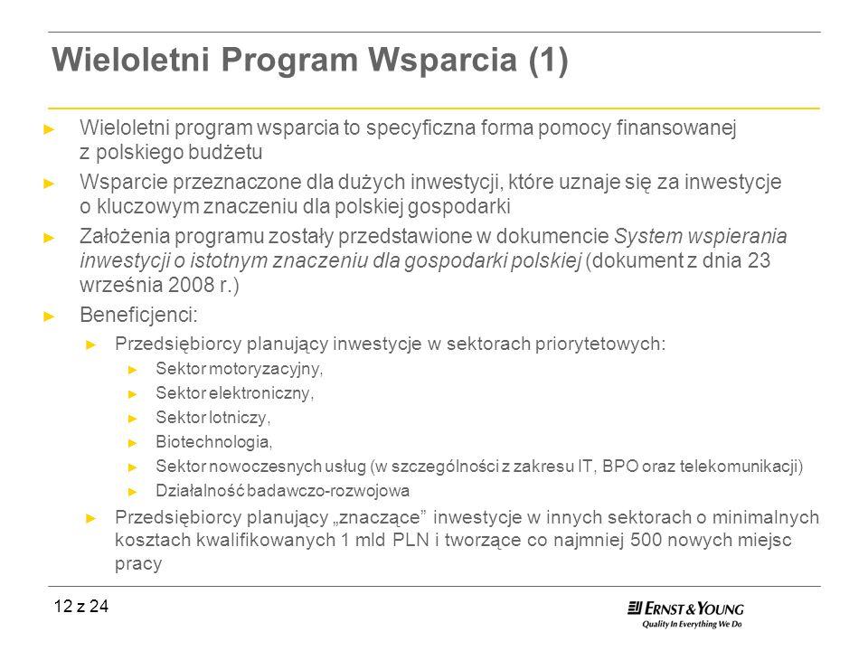 Wieloletni Program Wsparcia (1)