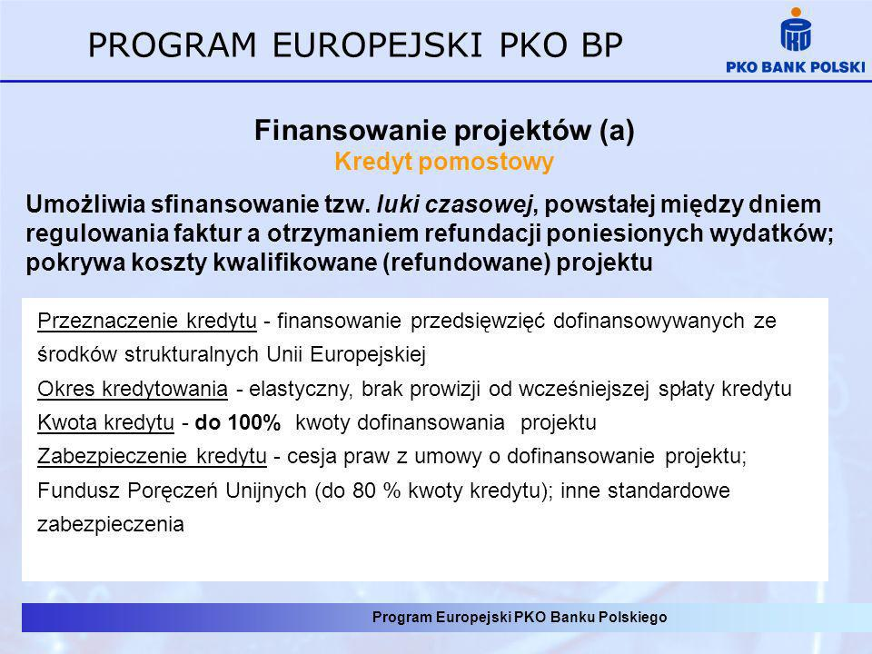 Finansowanie projektów (a)