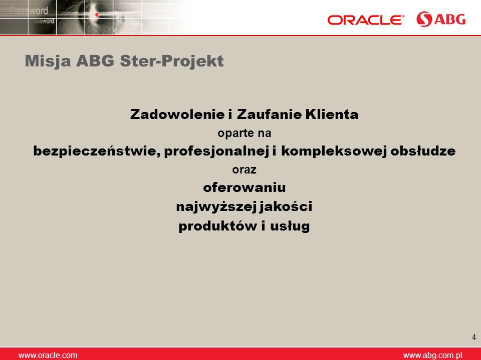 Misja ABG Ster-Projekt