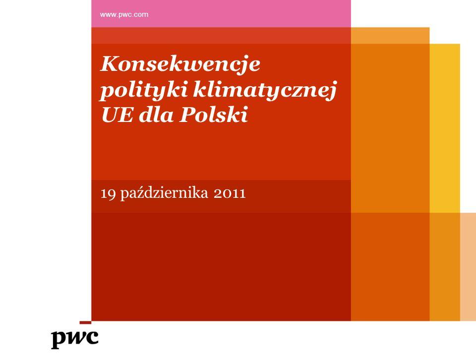 Konsekwencje polityki klimatycznej UE dla Polski