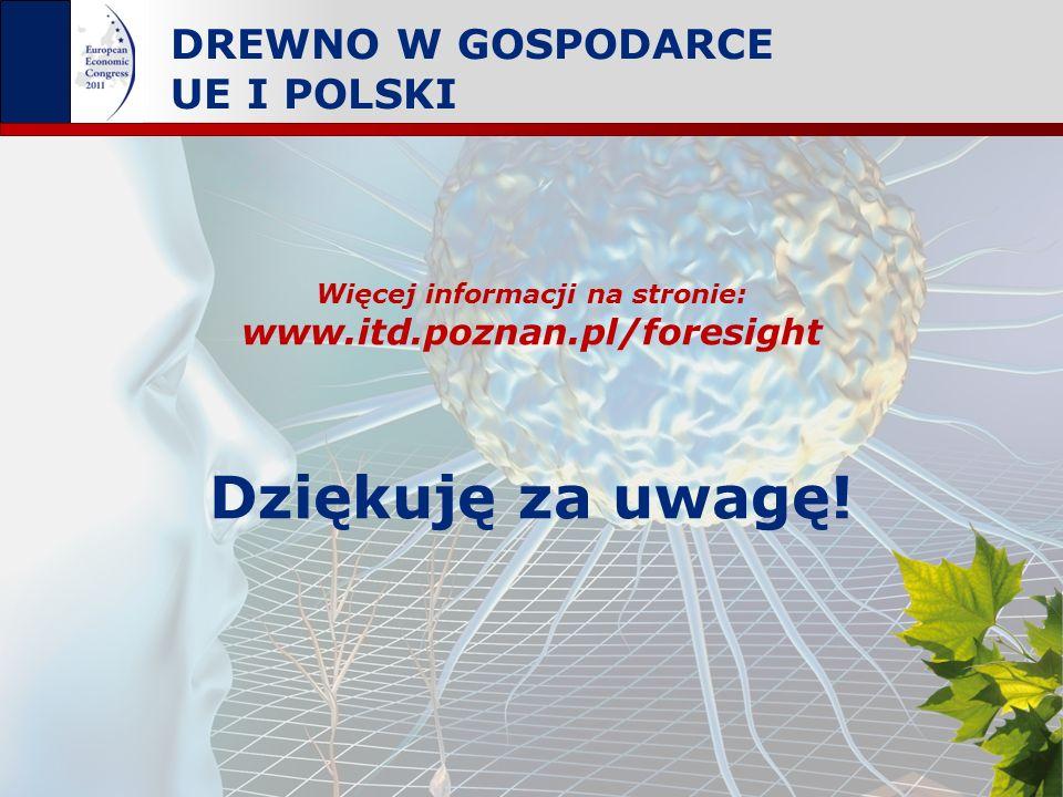 Więcej informacji na stronie: www.itd.poznan.pl/foresight