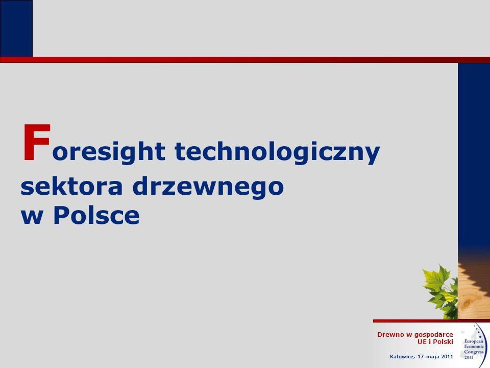 Foresight technologiczny sektora drzewnego w Polsce