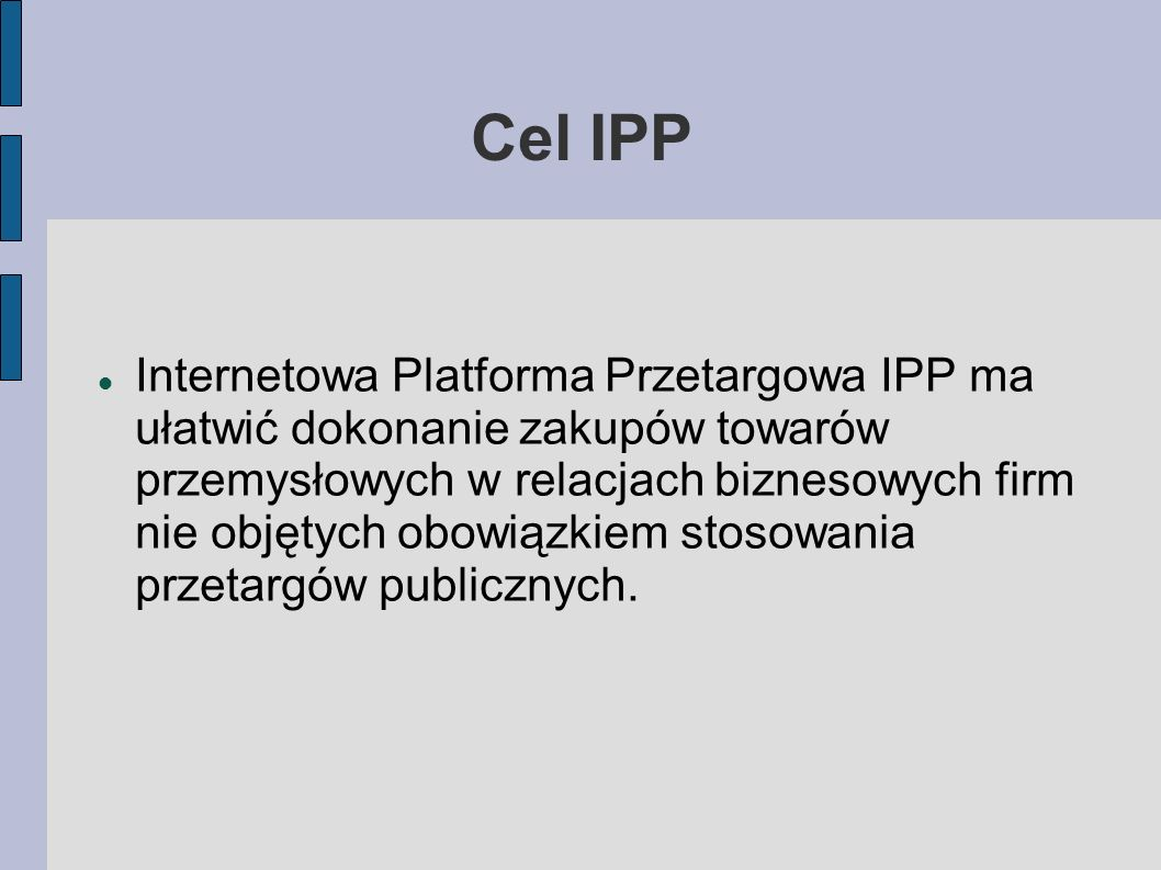 Cel IPP