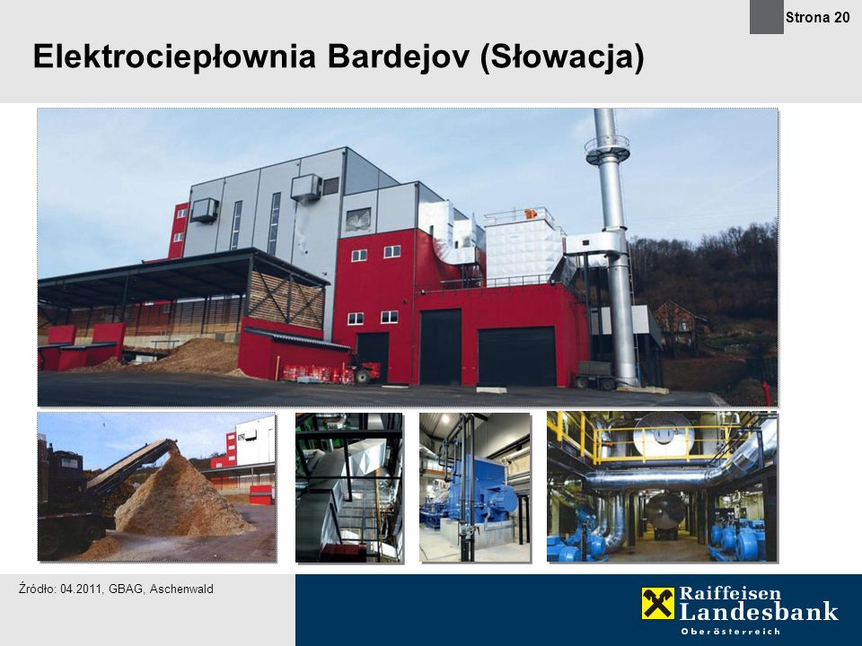 Elektrociepłownia Bardejov (Słowacja)