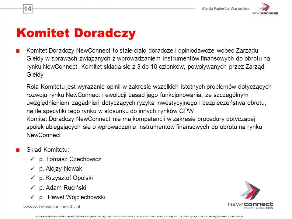 Komitet Doradczy