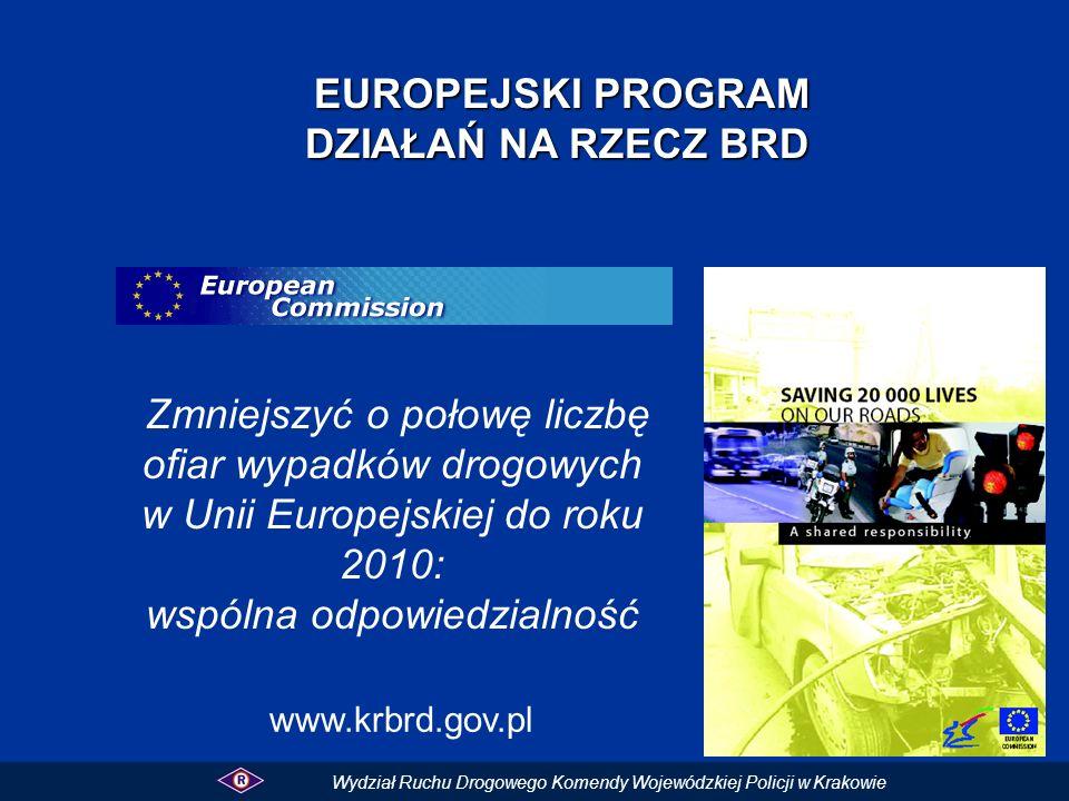EUROPEJSKI PROGRAM DZIAŁAŃ NA RZECZ BRD