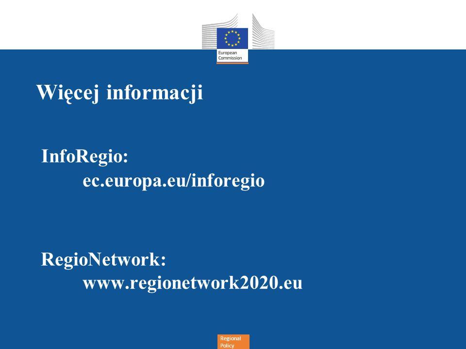 InfoRegio: ec.europa.eu/inforegio