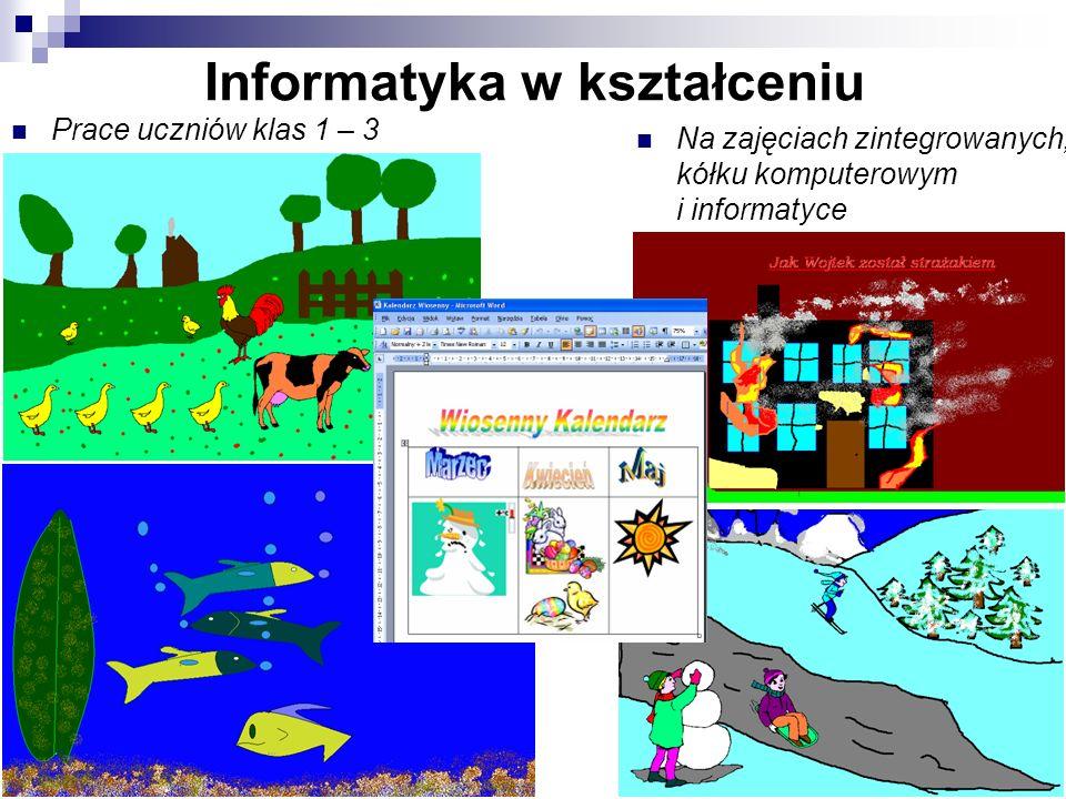Informatyka w kształceniu