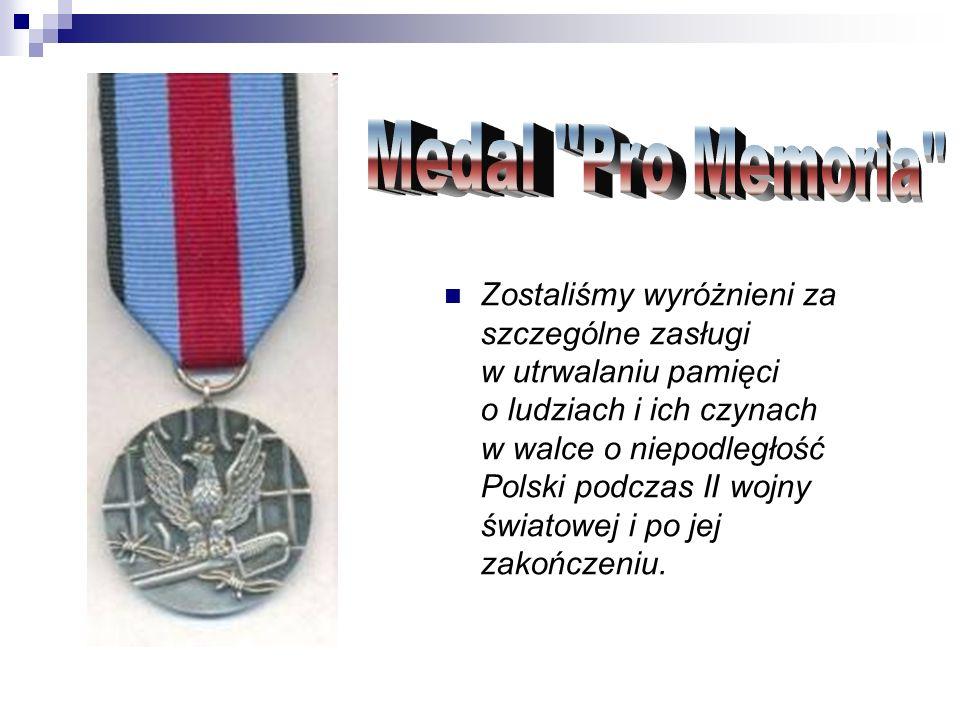 Medal Pro Memoria