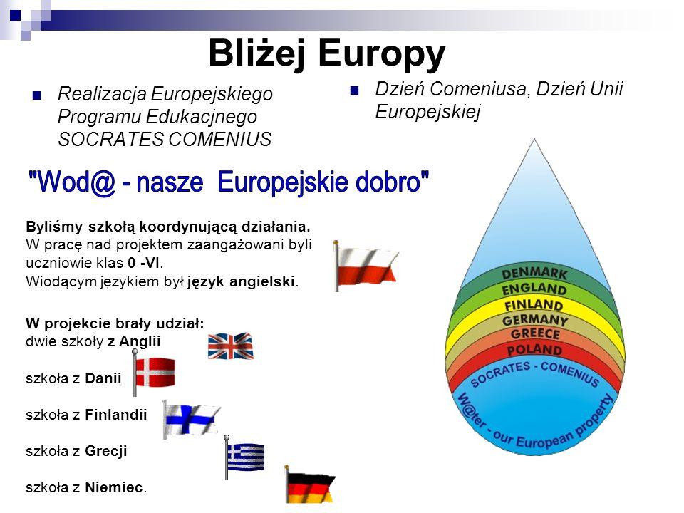 Wod@ - nasze Europejskie dobro