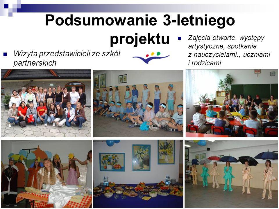 Podsumowanie 3-letniego projektu