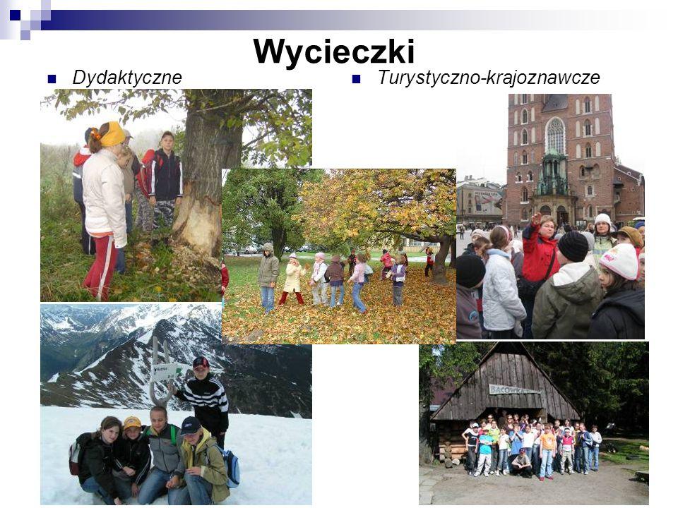 Wycieczki Dydaktyczne Turystyczno-krajoznawcze