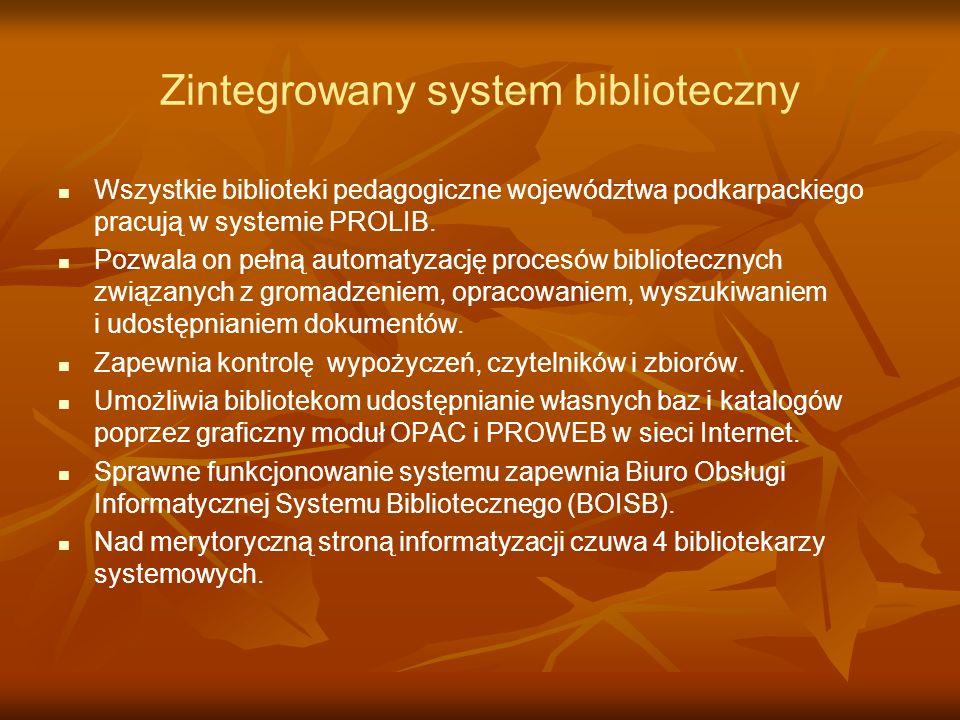 Zintegrowany system biblioteczny