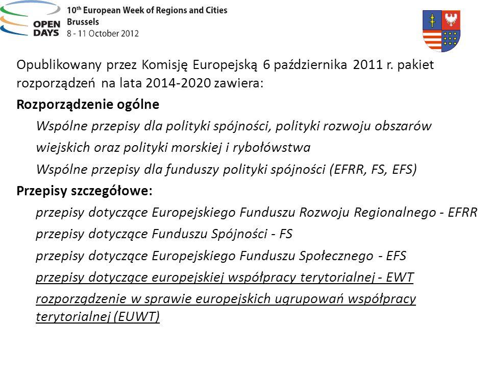 Opublikowany przez Komisję Europejską 6 października 2011 r