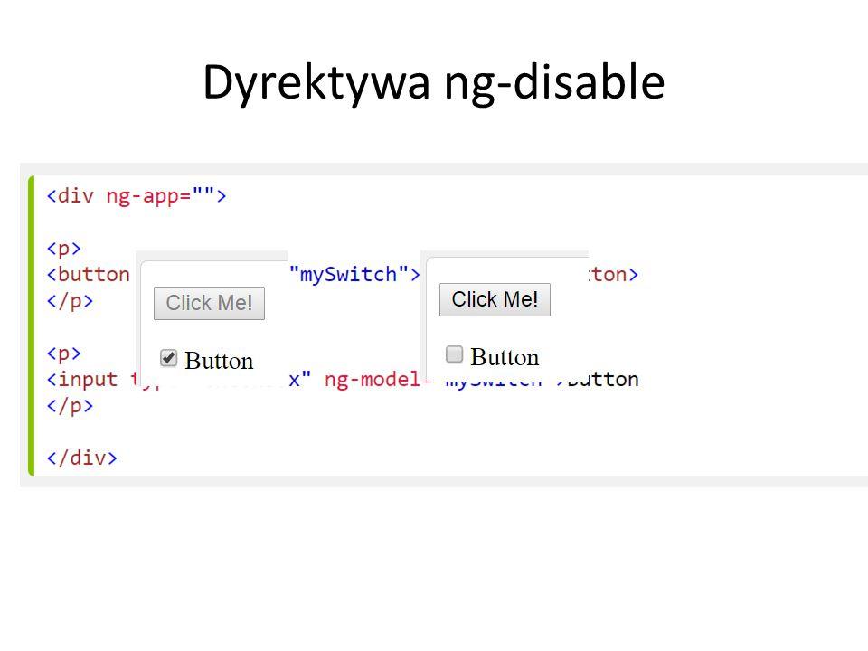 Dyrektywa ng-disable