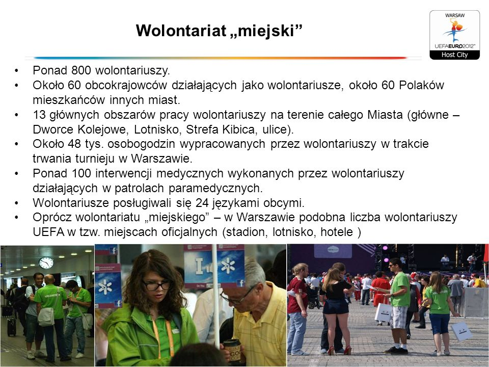 """Wolontariat """"miejski"""