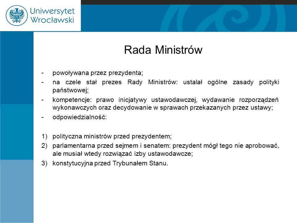 Rada Ministrów