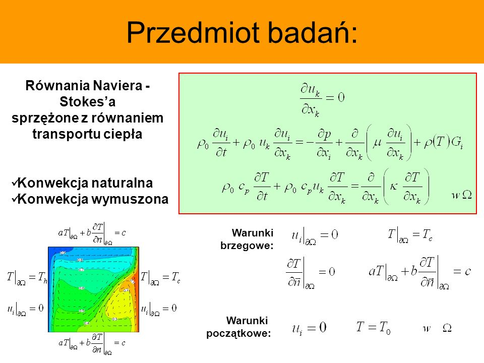 Równania Naviera - Stokes'a