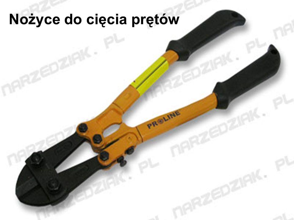 Nożyce do cięcia prętów