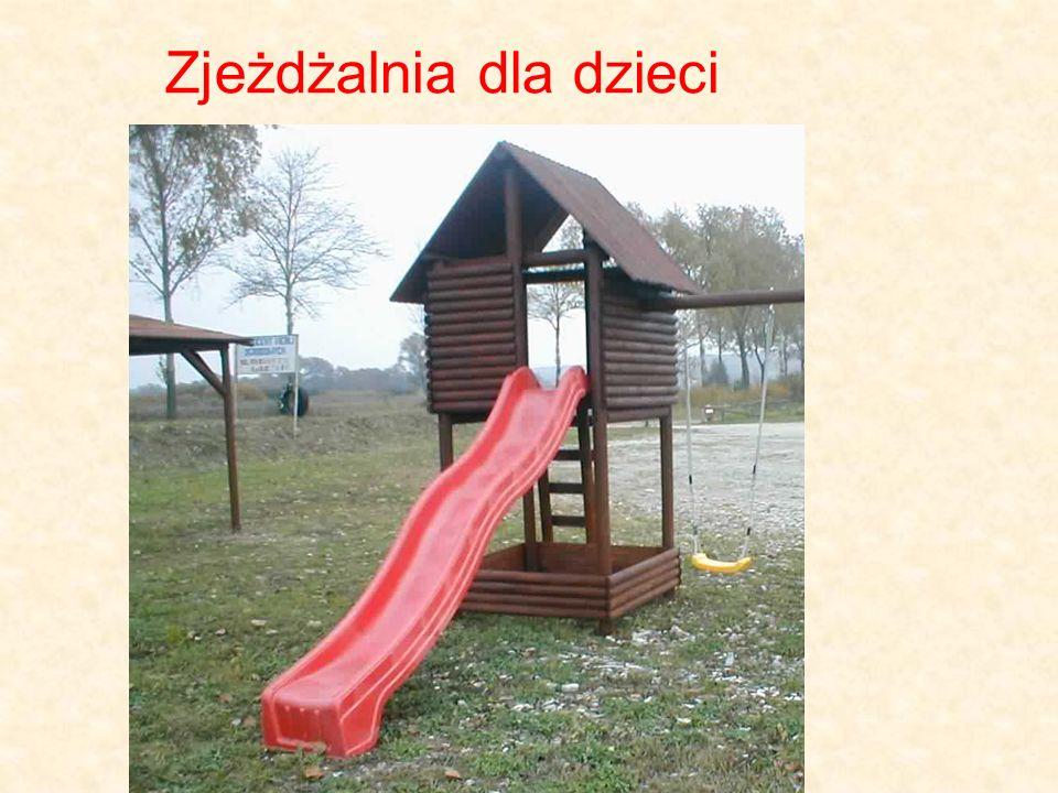 Zjeżdżalnia dla dzieci