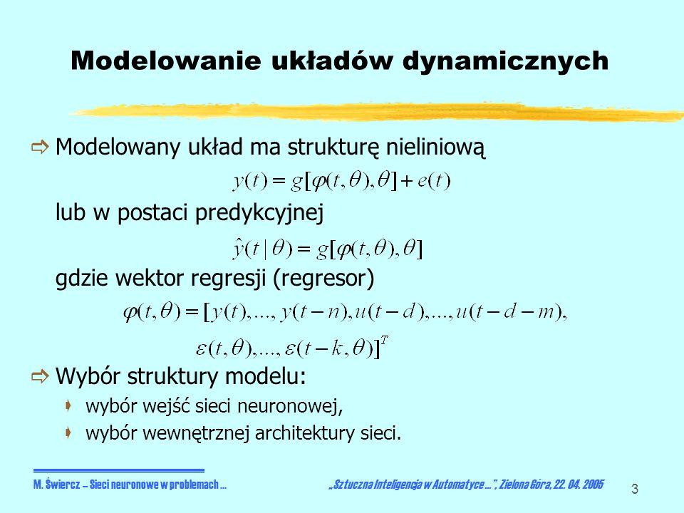 Modelowanie układów dynamicznych