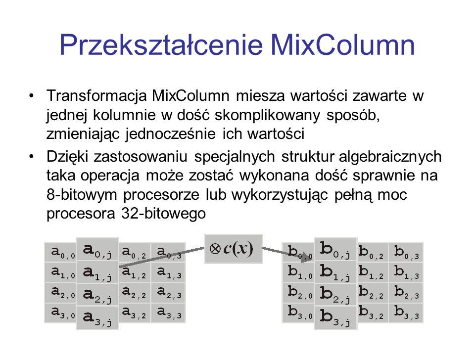 Przekształcenie MixColumn