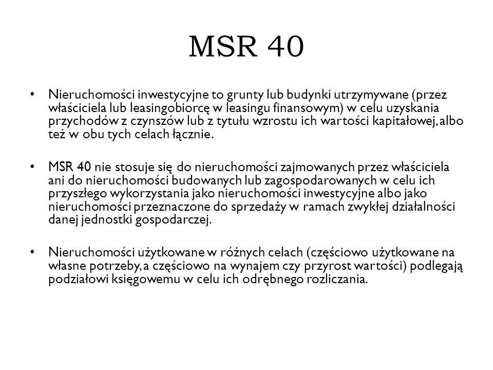 MSR 40