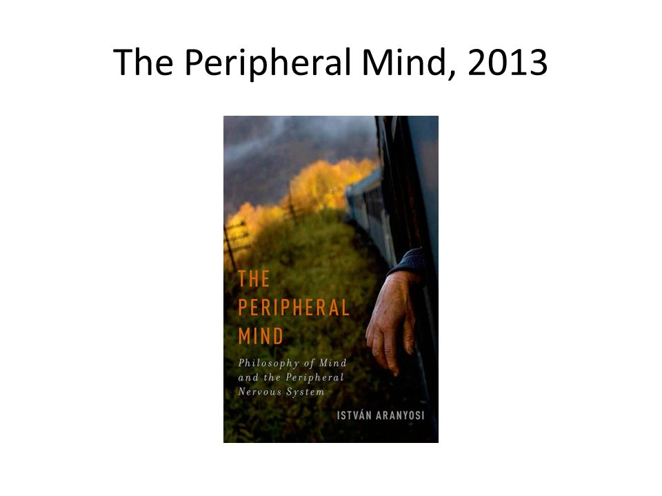 The Peripheral Mind, 2013