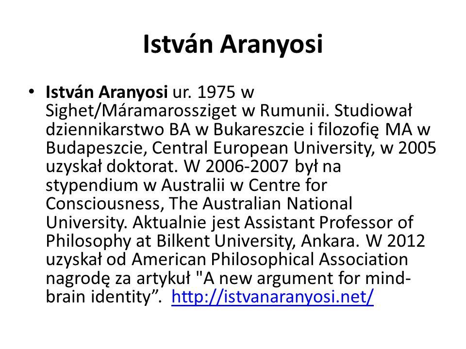István Aranyosi