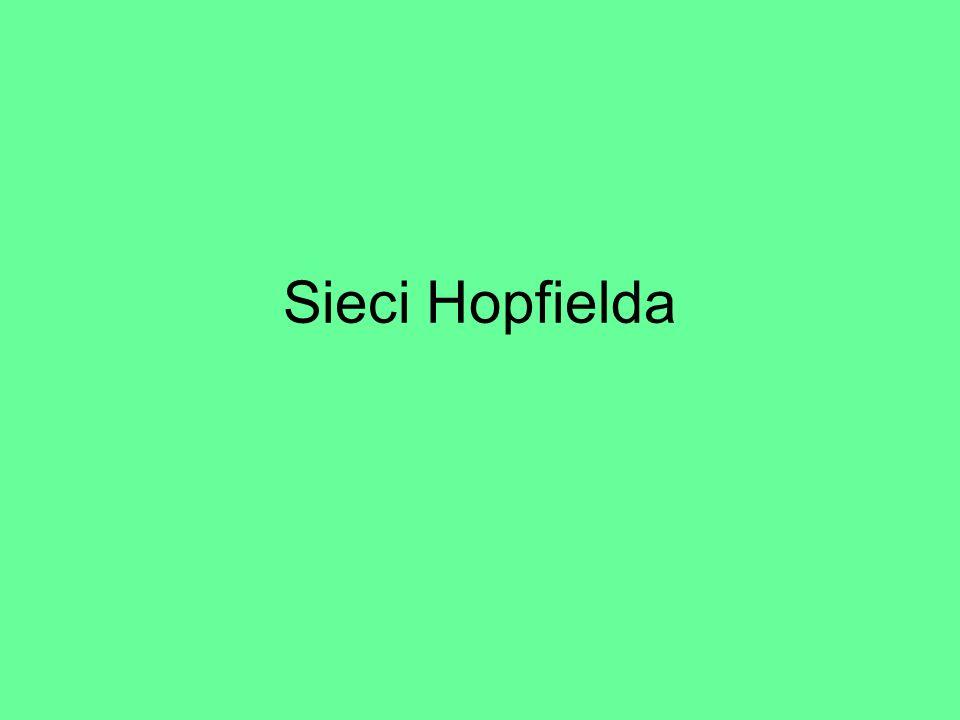 Sieci Hopfielda