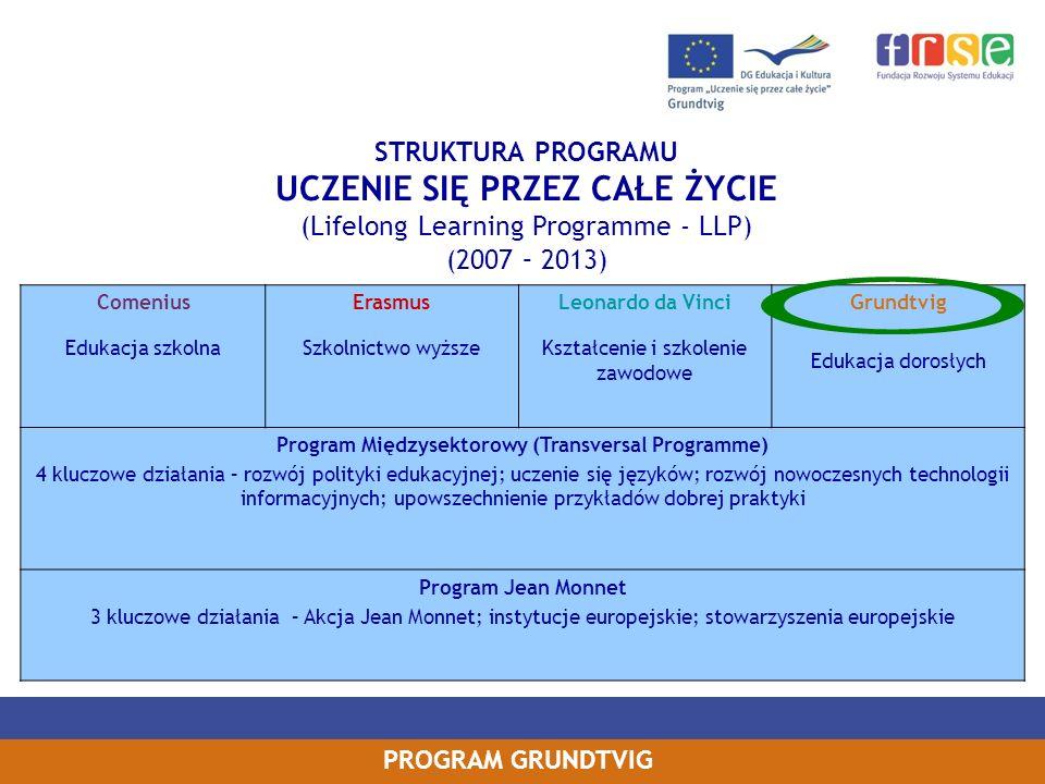 Program Międzysektorowy (Transversal Programme)