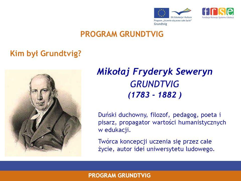 Mikołaj Fryderyk Seweryn GRUNDTVIG (1783 - 1882 )