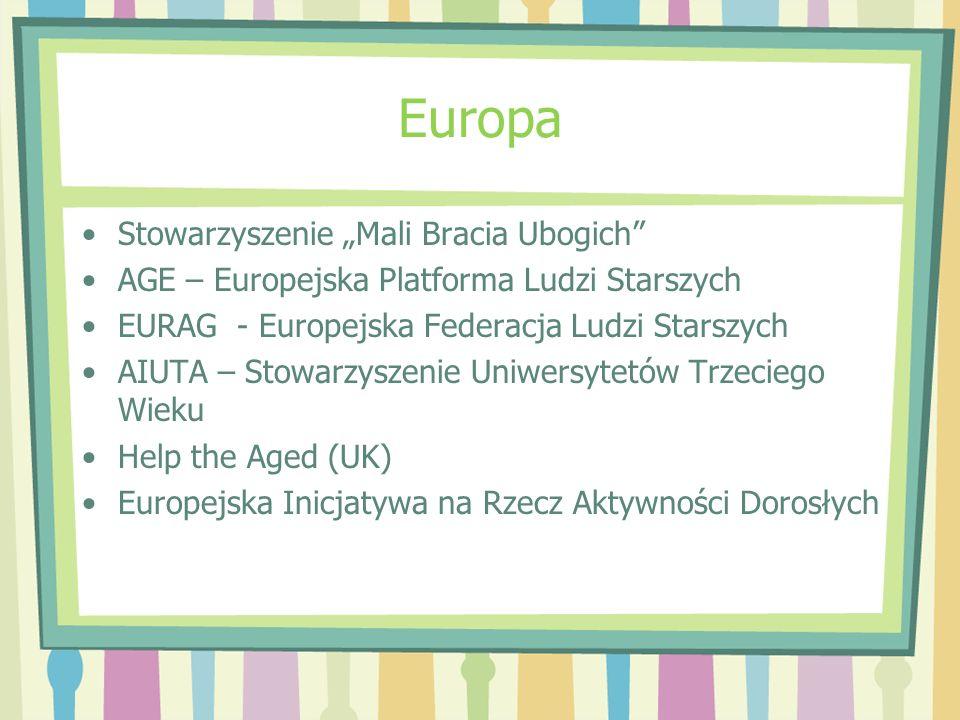 """Europa Stowarzyszenie """"Mali Bracia Ubogich"""