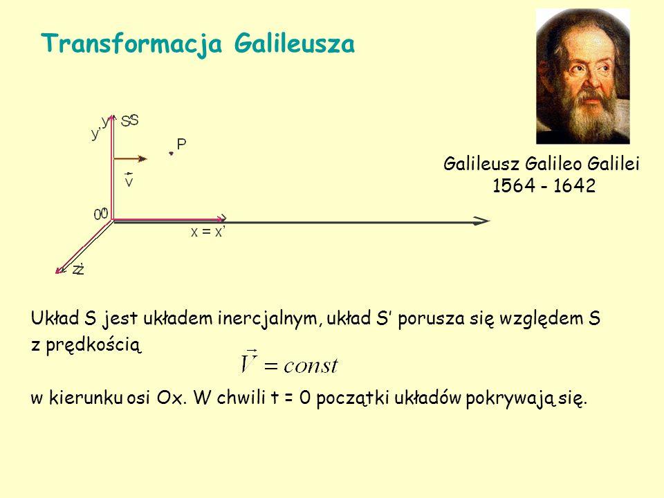 Galileusz Galileo Galilei